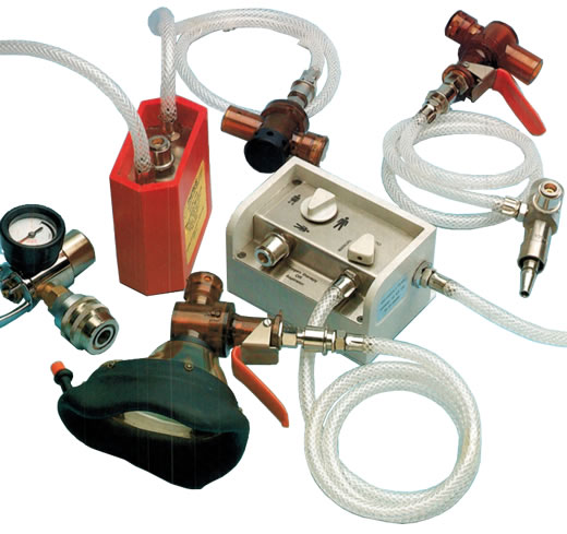 Unimed Portable Resuscitator